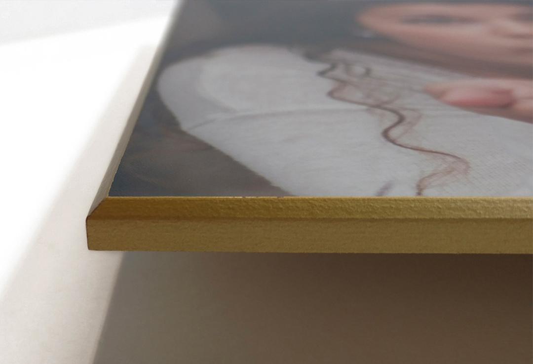 Mini Backing edge-hanging alternatives-picture framing-photo printing-L'image-Wichita, KS